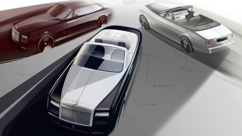 rolls royce special edition phantom